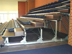 Australian Seating Systems – Retractable Seating Image 6