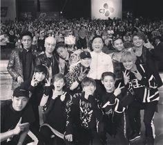 PSY BIGBANG & Monsta X