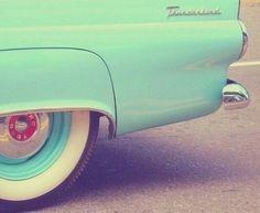 Lovely Thunderbird 60´s
