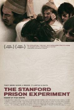 Esta película está basada en una historia real que tuvo lugar en 1971, cuando el profesor de Stanford Dr. Philip Zimbardo creó lo que se convirtió en uno de los experimentos sociales más impactantes y famosos de todos los tiempos. http://rabel.jcyl.es/cgi-bin/abnetopac?SUBC=BPBU&ACC=DOSEARCH&xsqf99=1840841