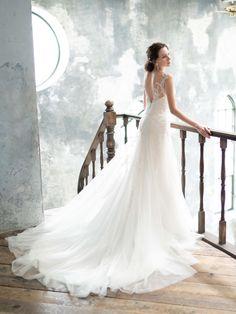 Blue Wedding, Mermaid Wedding, One Shoulder Wedding Dress, Cinderella, Wedding Dresses, Fashion, Bride Dresses, Moda, Bridal Gowns