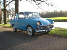 DAF 30 1962 variomatic  Nautina blue / Kobina white