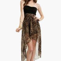 On Air Hi-Low Dress $58
