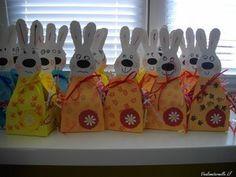 Le lapin de Paques