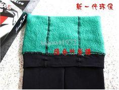 Wholesale Color cashmere Double-layer charcoal warm pants nine minutes Leggings, $11.49-13.22/Piece | DHgate