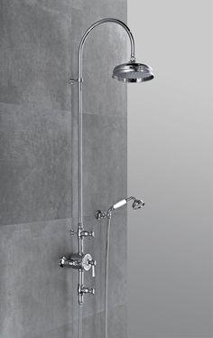 Colonne de douche mitigeur thermostatique Horus | Espace Aubade