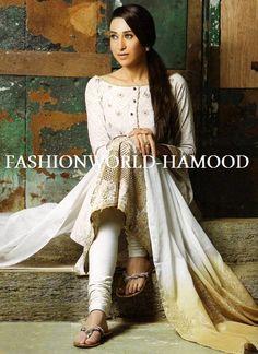 Fashion: Crescent Lawn by faraz Manan Summer Collection 2012