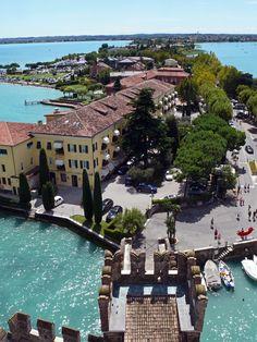 Oh Italy I love you..Sirmione, Lago di Garda, Province of Brescia , Lombardy region Italy