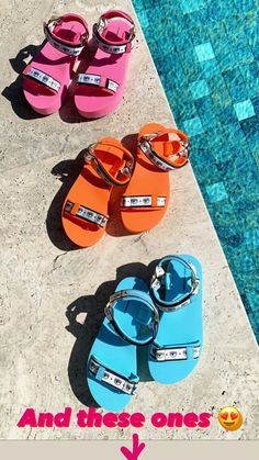 Chiara Ferragni Collection, Flip Flops, Sandals, Men, Shoes, Fashion, Moda, Shoes Sandals, Zapatos