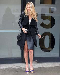 Gigi Hadid Street Style – Out in New York City