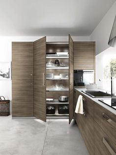 l nea c sar cucine on pinterest cucina food design and. Black Bedroom Furniture Sets. Home Design Ideas