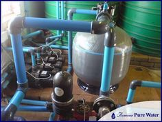 Large Scale Application Water System in South Africa - for effective water filtration in SA