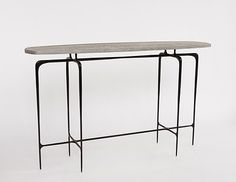 // Console table by Caste