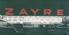 zayre department store   You Couldn't Do Better Than Zayre