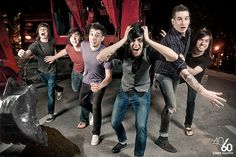 Sleeping With Sirens Promo Shoot ✿