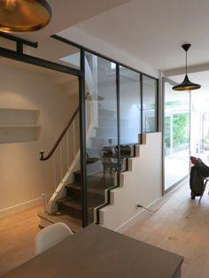 atelierenville:verrière structurelle - projet conçu par IDEA Architecture.