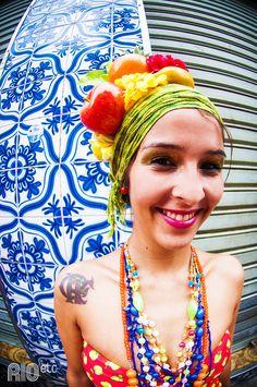 RIOetc | A Frida encontrou a Carmen Miranda