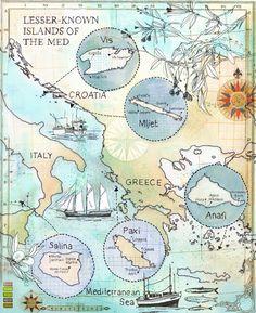 Mediterranean Sea / Lonely Planet