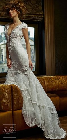 Olvi's Wedding Dresses 2019: Royal Romance Bridal Collection