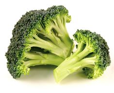 "The word broccoli comes from the Italian plural of broccolo, which means ""the flowering crest of a cabbage"", and is the diminutive form of brocco."