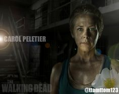 carol peletier walking dead | Carol Peletier Walking Dead Season 4 - The Walking Dead Photo ...