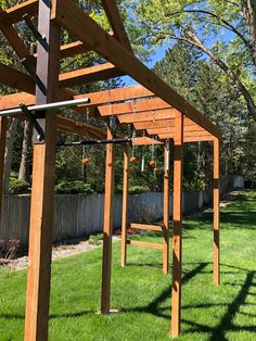 Ninja Warrior Course, Outdoor Play Structures, Backyard Obstacle Course, Outdoor Workouts, Outdoor Fun, Outdoor Fitness, House Design, Treehouse, Website