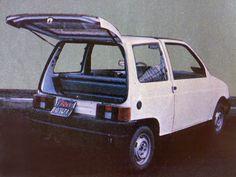 OG   1991 Fiat Cinquecento   Prototype