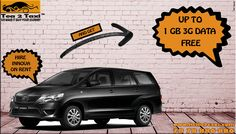 HIRE INNOVA ON RENT AND GET 1GB 3G DATA FREE ..!! #BEST #CAR #TAXI #CAB #PROVIDER #AHMEDABAD #TAXI #IN #AHMEDABAD #VEHICALE #RENT #ON #AHMEDABAD  DIAL OR VISIT : 78 78 886 886/78 78 884 884 www.hello2taxi.com #Tea2taxi
