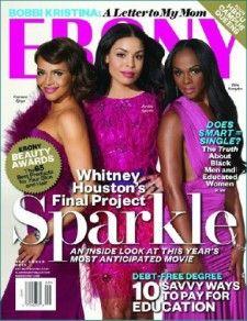 "The ladies of ""Sparkle"" cover Ebony"