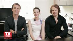 Subscribe now! http://www.tvguidemagazine.com/subscribe Join Outlander stars Caitriona Balfe, Sam Heughan and Tobias Menzies as they confesses all to TV Guid...