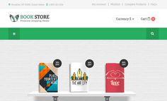 Bookstore, plantilla ecommerce para Joomla https://www.silocreativo.com/mejores-temas-joomla/
