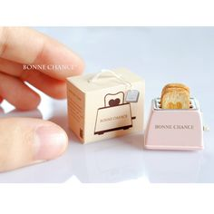 2017.07. Miniature toaster♡ ♡ By Bonne Chance