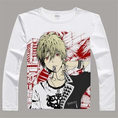 Vicwin-One Blast of Tempest Takigawa Yoshino T shirt Costume Outfits * You can find more details by visiting the image link.