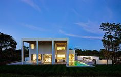 Herrschaftliche Villa in Portugal | Blacam and Meagher Architects