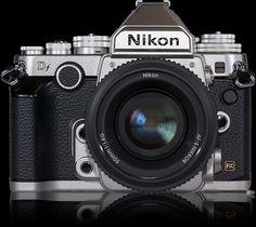 Nikon DF - please diet