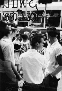 American teenagers, c.1957