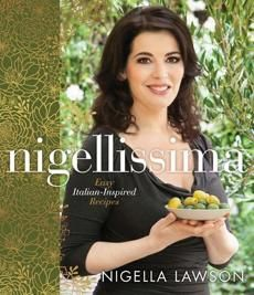 """Cookbook review: Nigella Lawson's latest, """"Nigellissima: Easy Italian-Inspired Recipes,"""" makes an effort to be quick and easy, but sometimes simply comes across as rushed."""