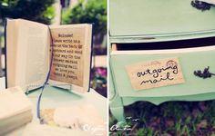 bohemian-postcard-drawer-guest-book-clayton-austin-via-green-wedding-shoes.jpg (640×408)
