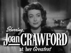 Possessed (1947) Trailer  Joan Crawford