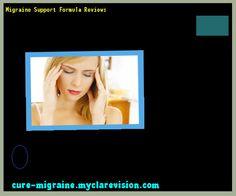 Migraine Support Formula Reviews 202122 - Cure Migraine