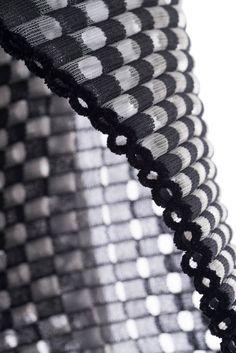 Cécile Feilchenfeldt detail textile.