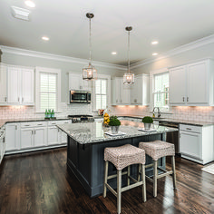 For over 25 years, Saussy Burbank has built some of the most distinctive neighborhoods in the Carolinas including Charlotte, Raleigh and Charleston. Kitchen Design, Kitchen Ideas, Kitchen Flooring, Charleston, Home Kitchens, Kitchen Remodel, Living Room Decor, Charlotte, Floor Plans