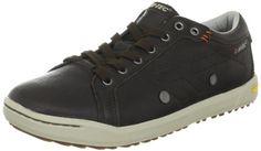 Hi Tec Sierra Lace HTO001602 - Zapatillas de cuero para hombre: Amazon.es: Zapatos y complementos