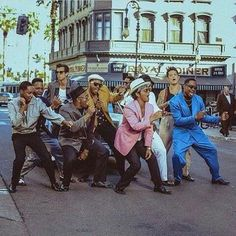 Por fin video #UpTownFunk