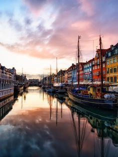Copenhagen,Denmark | I will go there someday