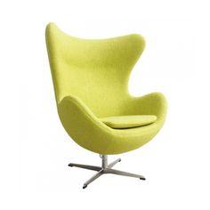 Arne Jacobsen Egg Style Chair