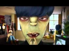 Gorillaz in Dressing Room: All 3 Parts together. Definitely one of my most favorite Gorillaz animation