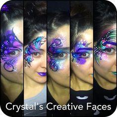 #crystaleyedesigns #crystalscreativefaces #sillyfarm #fabatv #graffitieyes #facepaint #facepainter #chicagofacepaint #chicagobodypainter #chicagofacepainting #facepaintchicago #facepainterchicago #faceart #eyemakeup #eyedesign #creativeeyes #creativemakeup
