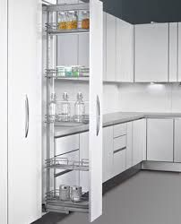 kitchen pull out pantry - Google Search
