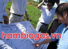 Thiết kế đường dẫn khí hầm biogas
